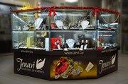 Ювелирная бижутерия Jenavi (Эталон-женави) с кристаллами Swarovski