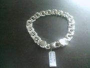 Продаётся серебряный браслет