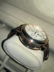 Мужские Часы Patek Philippe Sky Moon (Механика)