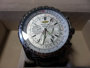 Мужские Часы Breitling for Bentley motors silver-white