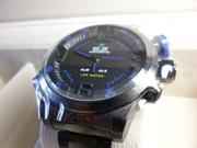 Мужские Спортивные Часы Weide WH2309 BLUE (Кварцевые)