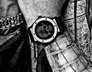 Наручные часы Hublot Skull Bang кварцевые