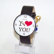 Часы: I Love you